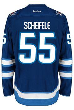 b9285c8e4 Mark Scheifele Winnipeg Jets NHL Home Reebok Premier Hockey Jersey  CoolHockey