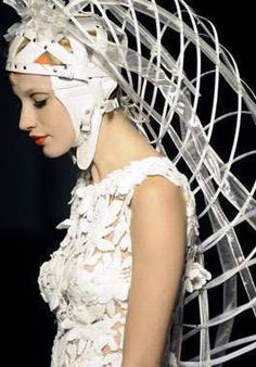 Top 20 Luxury Fashion Trends in 2008 #fashion trendhunter.com