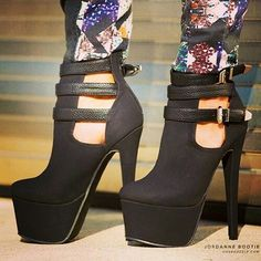 Oh my... very high heel