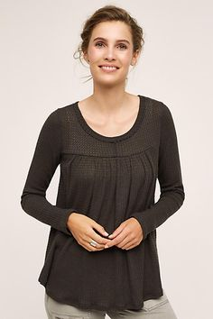 Nicole Top - #anthrolove @anthropologie - Just got this top, LOVE IT!