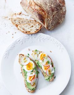 food, egg, and avocado image