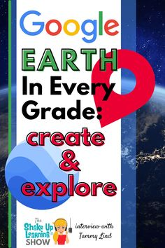 Learn how to use Google Earth in the classroom in every grade! Classroom Tools, 4th Grade Classroom, Science Classroom, Classroom Ideas, Special Education Teacher, Teacher Tools, Free Teaching Resources, Teacher Resources, Instructional Coaching