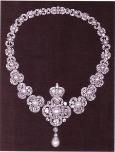 Queen Victoria's Golden Jubilee Necklace