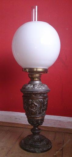 1 Oil Lamp