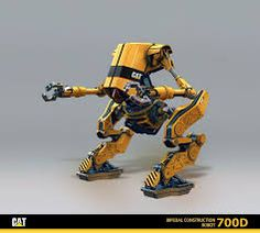 Image result for mining robot