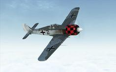 Fw-190 A6 2/JG1 Deelen Holland 1943
