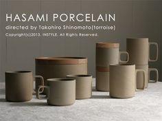 HASAMI / PORCELAIN