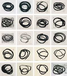 TRANSISTORADIO//: Venice Notebook ,an etching by Richard Serra