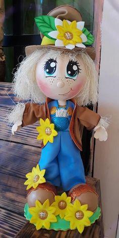 Princess Peach, Chibi, Halloween, Summer, Projects, Character, Ideas, Vase, Handmade Art Dolls
