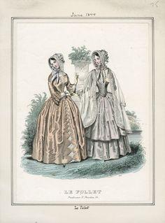 La Follet June 1844 LAPL