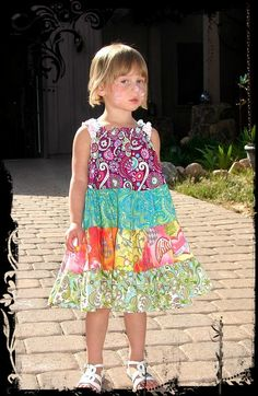 Hey, I found this really awesome Etsy listing at http://www.etsy.com/listing/102536990/twirl-sleeveless-sundress-purple-green