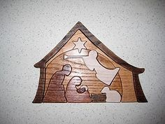 Another puzzle nativity