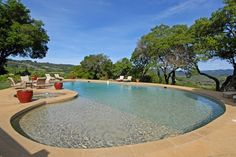 """The pool at Vineyard Knoll Estate--chosen by Caitlyn Jenner for an intimate girlfriends' getaway featured on """"I am Cait"""". #lgbtq #caitlynjenner #iamcait #transisbeautiful #livingourtruth #justthebeginning"""