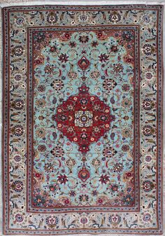 gorgeous persian rug - 55 to 60 years old - 1500 GBP