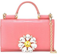 Dolce & Gabbana mini 'Von' cross body bag
