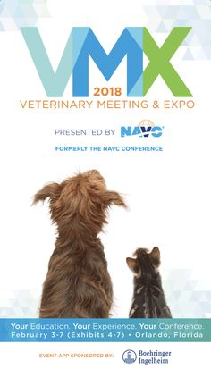 Cute example of branding in Dog and cat looking up at conference name in screen Research Abstract, Boehringer Ingelheim, Event App, Drive Online, Looking Up, Screens, Conference, Dog Cat, Product Launch