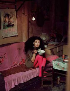 Wing Shya : still photographer for Wong Kar Wai's films