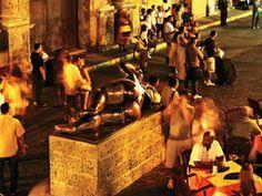 Places and Prices: Cartagena à la Carte : Condé Nast Traveler