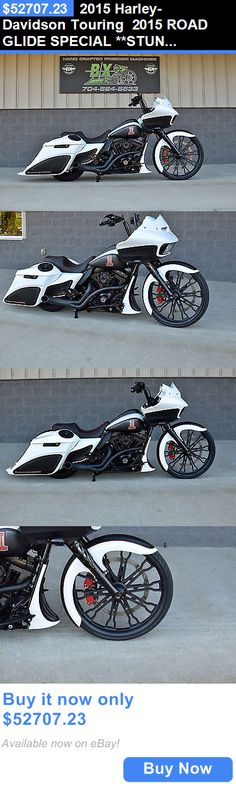 Motorcycles: 2015 Harley-Davidson Touring 2015 Road Glide Special **Stunning** 26 Glenndyne Wheel! Over $40K In Xtras!! BUY IT NOW ONLY: $52707.23