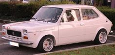 Retro Cars, Vintage Cars, Carros Vw, Fiat 128, Fiat Cars, Ford, Automotive Design, Car Car, Maserati