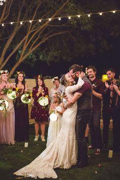 Colourful Bohemian Wedding | Jane Z Photography | Bridal Musings Wedding Blog 59