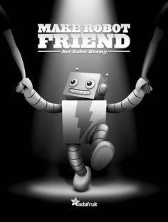 robot poster에 대한 이미지 검색결과