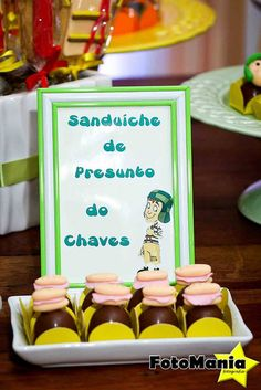 Festa Infantil - Chaves - Cristine Josme | Isso, isso, isso.… | Flickr