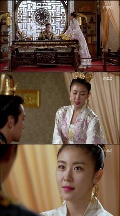 Empress Ki, Ha Ji Won, Traditional Outfits, Royals, Drama, Korean, Crown, Movies, Fashion