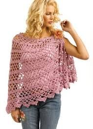 Pretty open pattern shawl