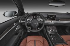 Audi A4 2015 Inside     more picture Audi A4 2015 Inside please visit www.andhragarage.com