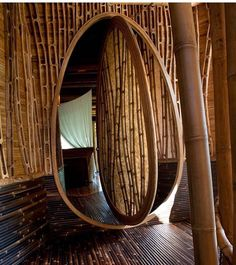 What @ibukubali are doing with bamboo is inspiring. #sustainability #treehouseclub