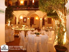 EL MEJOR HOTEL DE PÁTZCUARO Pátzcuaro es el lugar ideal para realizar todo tipo de eventos y en Best Western Posada Don Vasco, lo ayudamos a planear el suyo con todo profesionalismo. Contamos con salón de eventos, así como con hermosos jardines en dónde sus invitados se sentirán en un ambiente agradable rodeados de la mejor atención y servicio. http://www.bestwesternpatzcuaro.com.mx