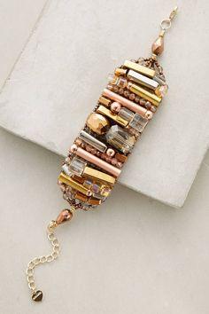 at anthropologie Ancient Roads Bracelet Fall Jewelry, Wire Jewelry, Jewelry Crafts, Jewelery, Jewelry Bracelets, Jewelry Accessories, Jewelry Box, Bangles, Bijoux Design