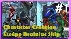 DC Universe Online Gameplay Walkthrough Part 1 #mmo #dcuniverse #dcuo