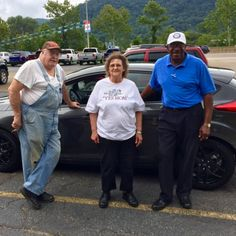 Garfield Bohanna and the rest of the Turnpike Ford Family wish to thank Mr. & Mrs. Templeton for their support 😃👍