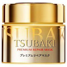 #Valentines #AdoreWe #YesStyle - #Shiseido Shiseido - Tsubaki Camellia Premium Repair Hair Mask 180g - AdoreWe.com