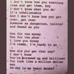 Million Dollar Man- Lana Del Rey