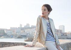 Sézane / Morgane Sézalory - Direction Marseille - #sezane www.sezane.com/fr #frenchbrand #frenchstyle #outfit