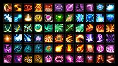 Elevate your workflow with the Fantasy Skill Icon Set asset from Compass Studio. Browse more GUI on the Unity Asset Store. Game Icon, Icon Set, Pixel Size, 3d Fantasy, Game Ui, Website Template, Logo Templates, Unity, Neon Signs