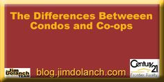 Confused about Condos & co-ops? ---> http://blog.jimdolanch.com/the-differences-between-condos-and-co-ops/ #realestate #Pittsburgh #PittsubrghRealEstate #condos #coop