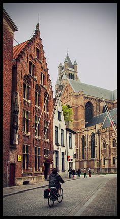Moody Bruges - Bruges, Belgium Copyright: Gosia Siudzinska