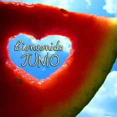 #Bienvenido #Junio