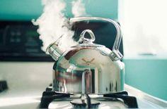 Чайник для газовой плиты - как выбрать? Обзор чайников со свистком из нержавейки, эмалированных и стеклянных