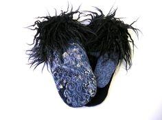 Mitaine pour dame mitaine de laine laine par CroqueMitaines sur Etsy Dame, Etsy, Fingerless Gloves, Unique Jewelry, Projects