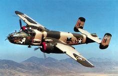 B-25H-J Mitchell North Africa 1943
