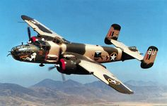 B-25H-J Mitchell North Africa 1943