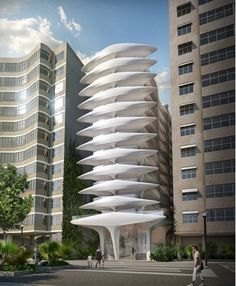 Images Revealed of Zaha Hadid's First Project in Brazil