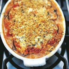 Jamie`s Melanzane alla parmigiana.