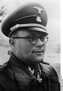 Karl Franz Gebhardt (23 November 1897 in Haag in Oberbayern – 2 June 1948 in Landsberg Prison, Landsberg am Lech) was a German medical doctor, personal physician of Heinrich Himmler, and one of the main coordinators and perpetrators of surgical experiments performed on inmates of the concentration camps at Ravensbrück and Auschwitz.