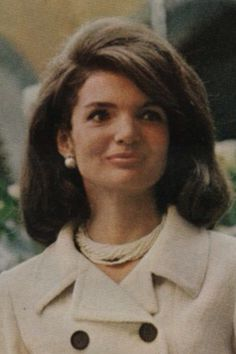 "Jacqueline Kennedy…because, she retrieved grace from the jaws of savagery…because, she, as Lance Morrow (quoting Yeats) wrote in his essay for Time Magazine (May 1994), ""magnificently did not break up her lines to weep."" ASB"